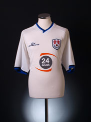 2001-03 Millwall Away Shirt XL