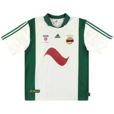 2001-03 Rapid Vienna adidas Home Shirt XL