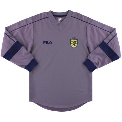 Scotland  Вратарская футболка (Original)