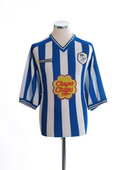 2001-03 Sheffield Wednesday Home Shirt XXL