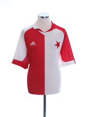2001-03 Slavia Prague Home Shirt