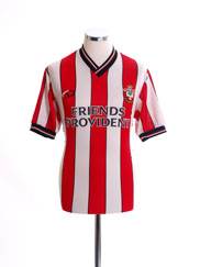 2001-03 Southampton Home Shirt M