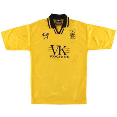 2001-03 Southport Home Shirt S