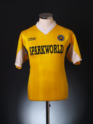 2001-03 Torquay Home Shirt XL.Boys