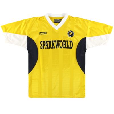 2001-03 Torquay TFG Home Shirt XL.Boys