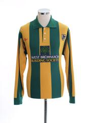 2001-03 West Brom Away Shirt L/S M