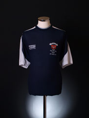 2001 Blackpool Play-Off Final Polo Shirt M