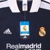 2001 Real Madrid Away Shirt *BNWT* XL