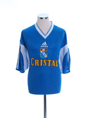 2001 Sporting Cristal Home Shirt #3 XL