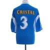 2001 Sporting Cristal Home Shirt #3 XL