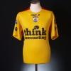 2013-14 Gap Connah's Quay Away Shirt Forshaw #45 L