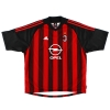 2002-03 AC Milan Home Shirt Rivaldo #11 *Mint* XL