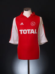 2002-03 Ajax Cape Town Home Shirt XXL