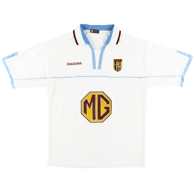 2002-03 Aston Villa Away Shirt XL