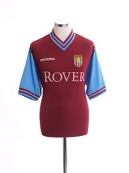 2002-03 Aston Villa Home Shirt XXL
