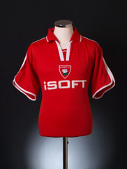 2002-03 Barnsley Home Shirt XL