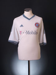 2002-03 Bayern Munich Away Shirt XL
