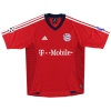 2002-03 Bayern Munich Champions League Home Shirt Elber #9 S