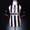 2002-03 Besiktas Centenary Away Shirt Nouma #21 M