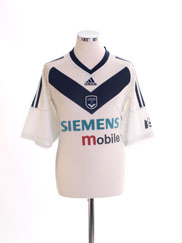 2002-03 Bordeaux Away Shirt XL