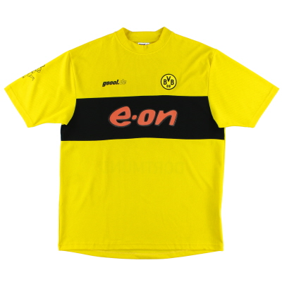 2002-03 Borussia Dortmund Home Shirt XL
