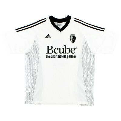 2002-03 Cesena Home Shirt #6 XL