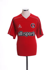 2002-03 Charlton Home Shirt M