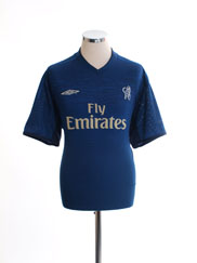 2002-03 Chelsea Training Shirt XL