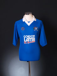 2002-03 Chesterfield Home Shirt L