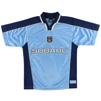 2002-03 Coventry Home Shirt S