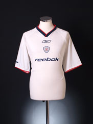 2002-03 Crewe Alexandra Diadora Training Shirt M