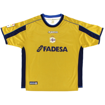 2002-03 Deportivo Away Shirt XL