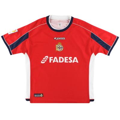 2002-03 Deportivo Joma Third Shirt L