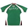 2002-03 Egypt Away Shirt XL