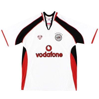 2002-03 Egypt Third Shirt
