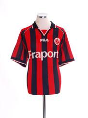 2002-03 Eintracht Frankfurt Home Shirt M