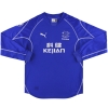 2002-03 Everton Puma Home Shirt Alexanderson #7 L/S XL