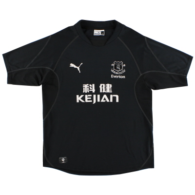 2002-03 Everton Third Shirt
