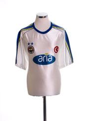 2002-03 Fenerbahce Away Shirt *BNWT* L