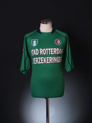 2002-03 Feyenoord Away Shirt XL
