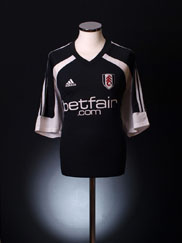 2002-03 Fulham Away Shirt XXL