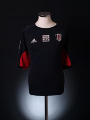 2002-03 Fulham Training Shirt XL