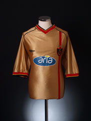 2002-03 Galatasaray Away Shirt S