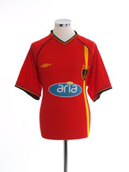 2002-03 Galatasaray Away Shirt XL