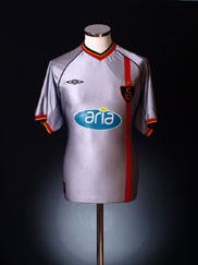 2002-03 Galatasaray Fourth Shirt S