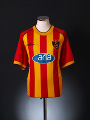 2002-03 Galatasaray Home Shirt L