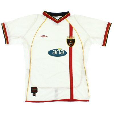2002-03 Galatasaray Third Shirt XS