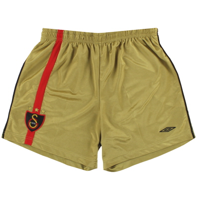 2002-03 Galatasaray Umbro Fourth Shorts L
