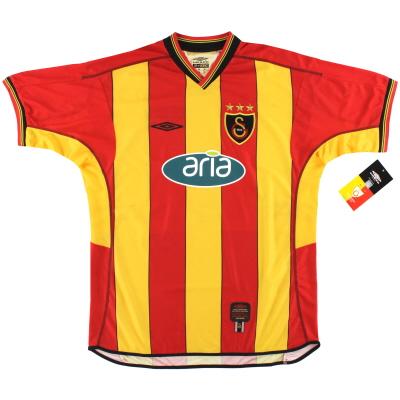 2002-03 Galatasaray Umbro Home Shirt *w/tags* M