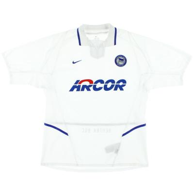 2002-03 Hertha Berlin Away Shirt XL